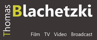Thomas Blachetzki  – Film TV Video Broadcast